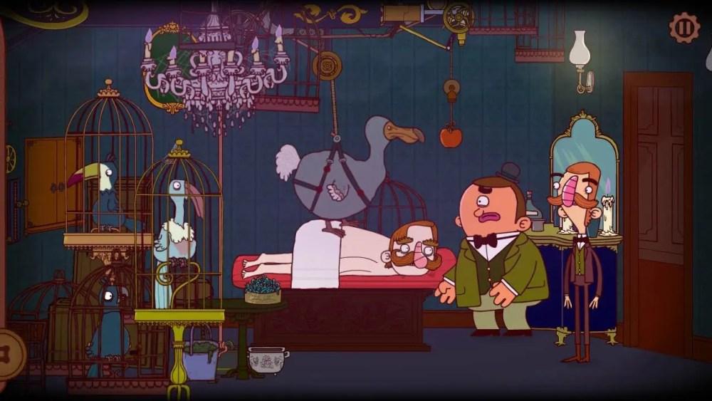 The Adventures Of Bertram Fiddle: Episode 1 Review Screenshot 2
