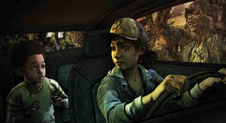 The Walking Dead: The Final Season Episode 1 Review Screenshot 2