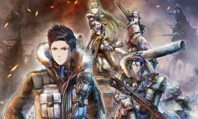 Valkyria Chronicles 4 Review Header