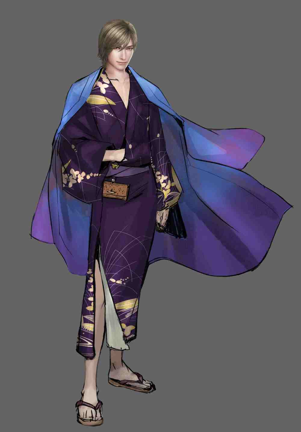 Warriors Orochi 4 Guo Jia Alternate Costume