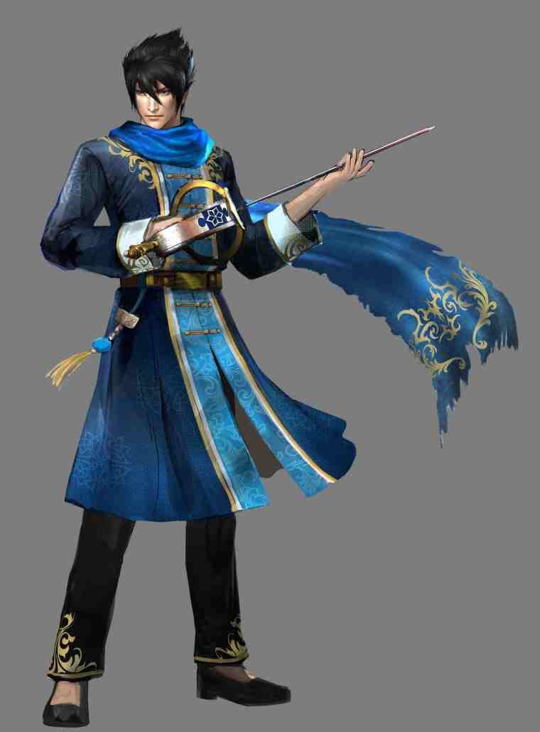 Warriors Orochi 4 Takatora Todo Alternate Costume