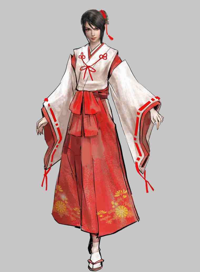 Warriors Orochi 4 Xingcai Alternate Costume