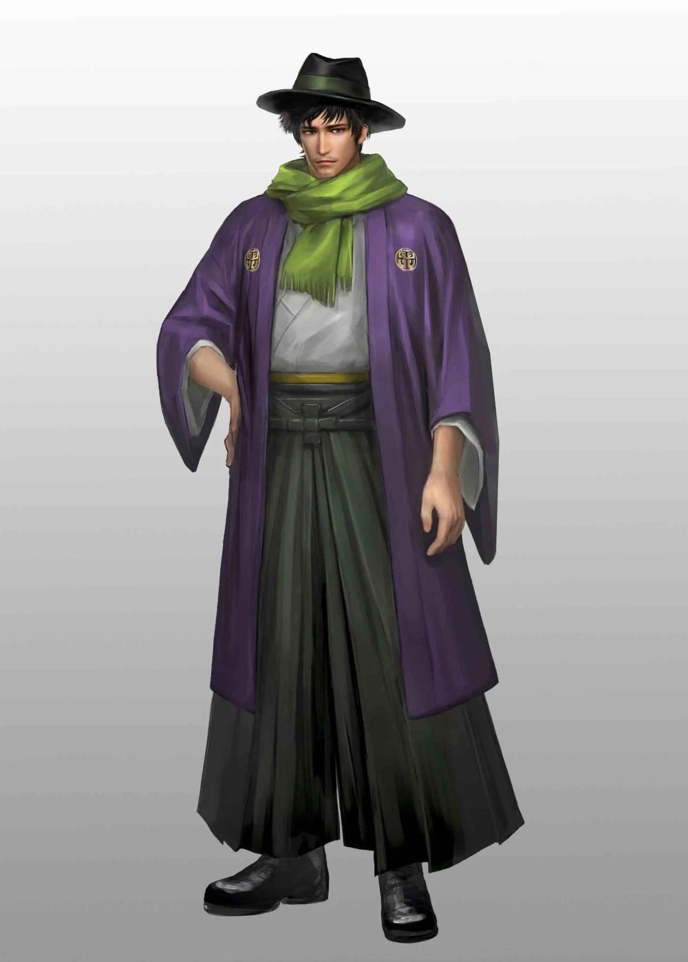Warriors Orochi 4 Xu Shu Alternate Costume