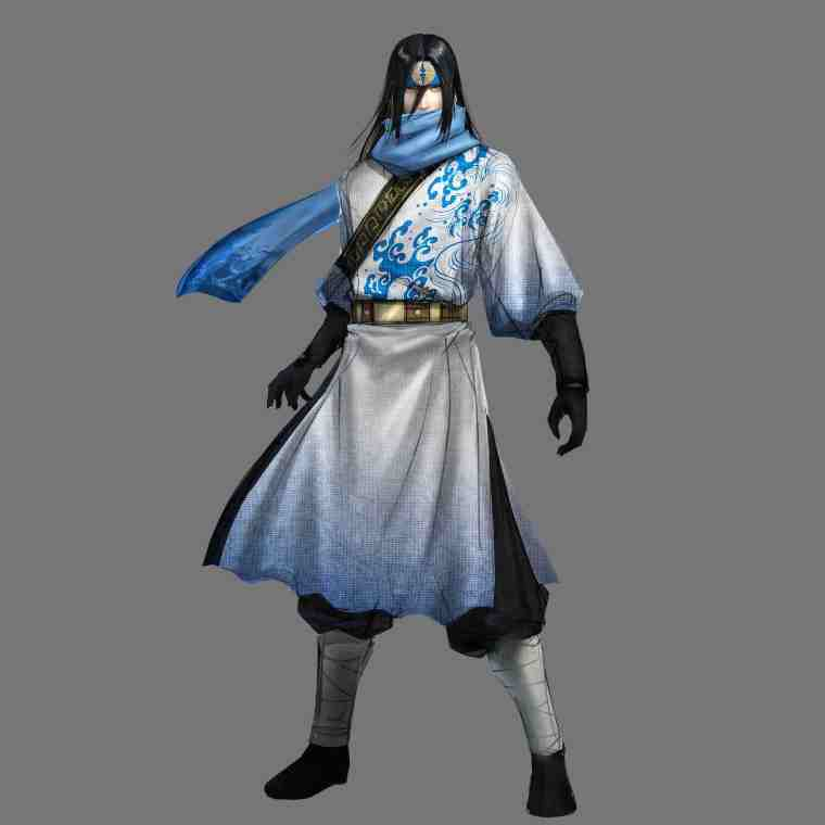 Warriors Orochi 4 Yoshitsugu Otani Alternate Costume