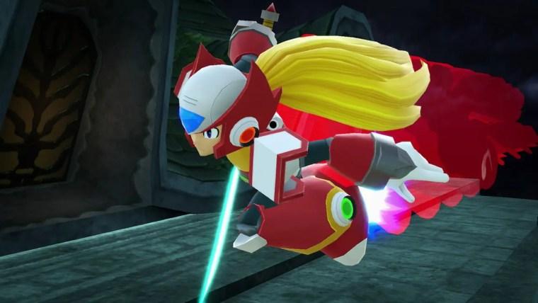 Zero Super Smash Bros. Ultimate Screenshot