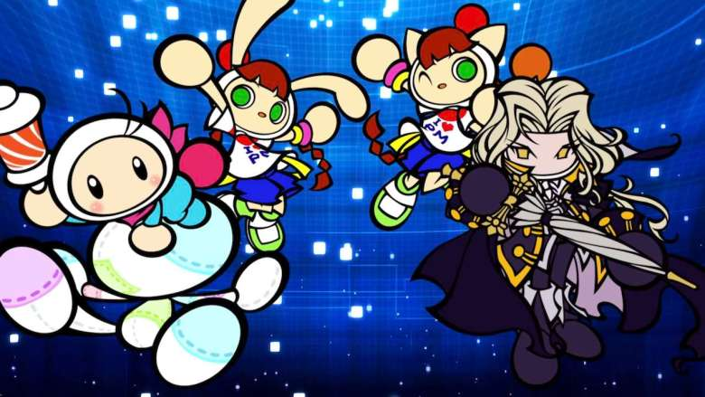 Alucard Bomber Super Bomberman R Screenshot