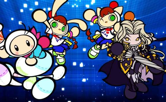 Alucard Bomber Super Bomberman R Screenshot