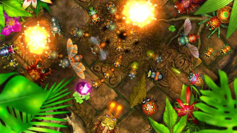 Anthill: Switch Edition Screenshot