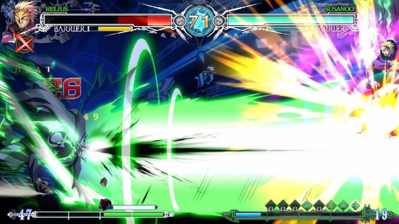 BlazBlue Central Fiction Special Edition Screenshot