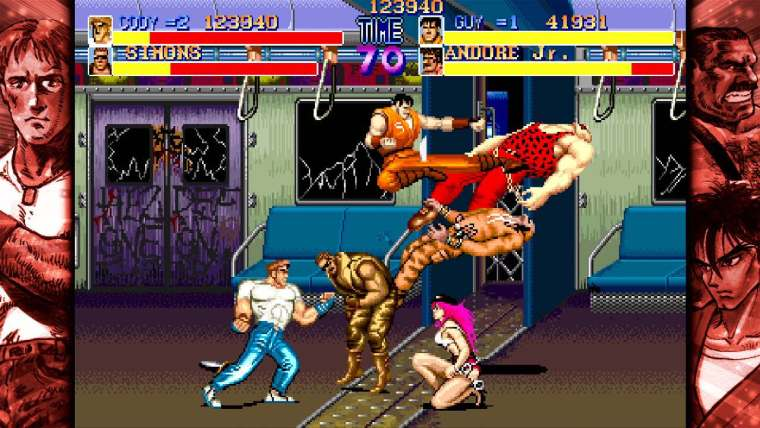 Capcom Beat 'Em Up Bundle Review Screenshot 1