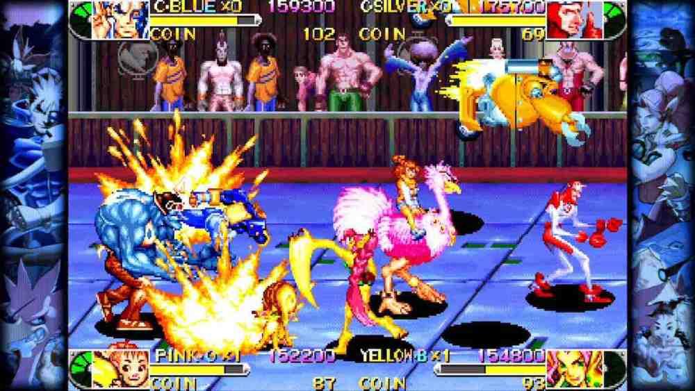 Capcom Beat 'Em Up Bundle Review Screenshot 3