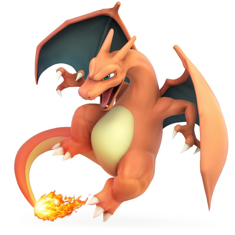 Charizard Super Smash Bros. Ultimate Character Render