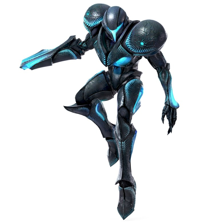 Dark Samus Super Smash Bros. Ultimate Character Render