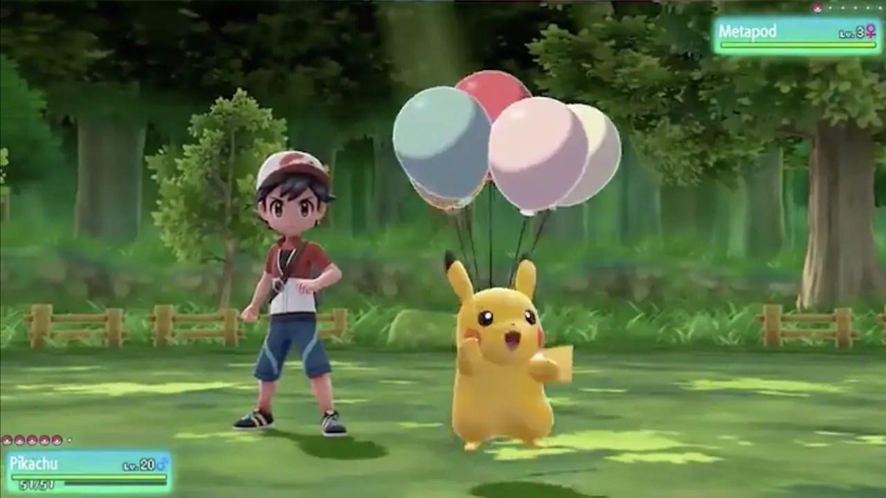 """Résultat de recherche d'images pour """"attaque spéciale pokemon pikachu let's go"""""""