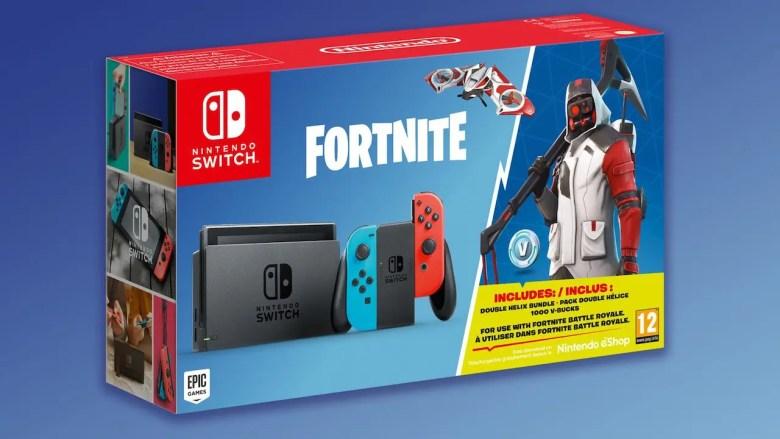 Fortnite Nintendo Switch Bundle