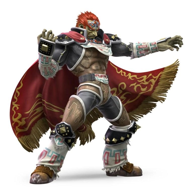 Ganondorf Super Smash Bros. Ultimate Character Render