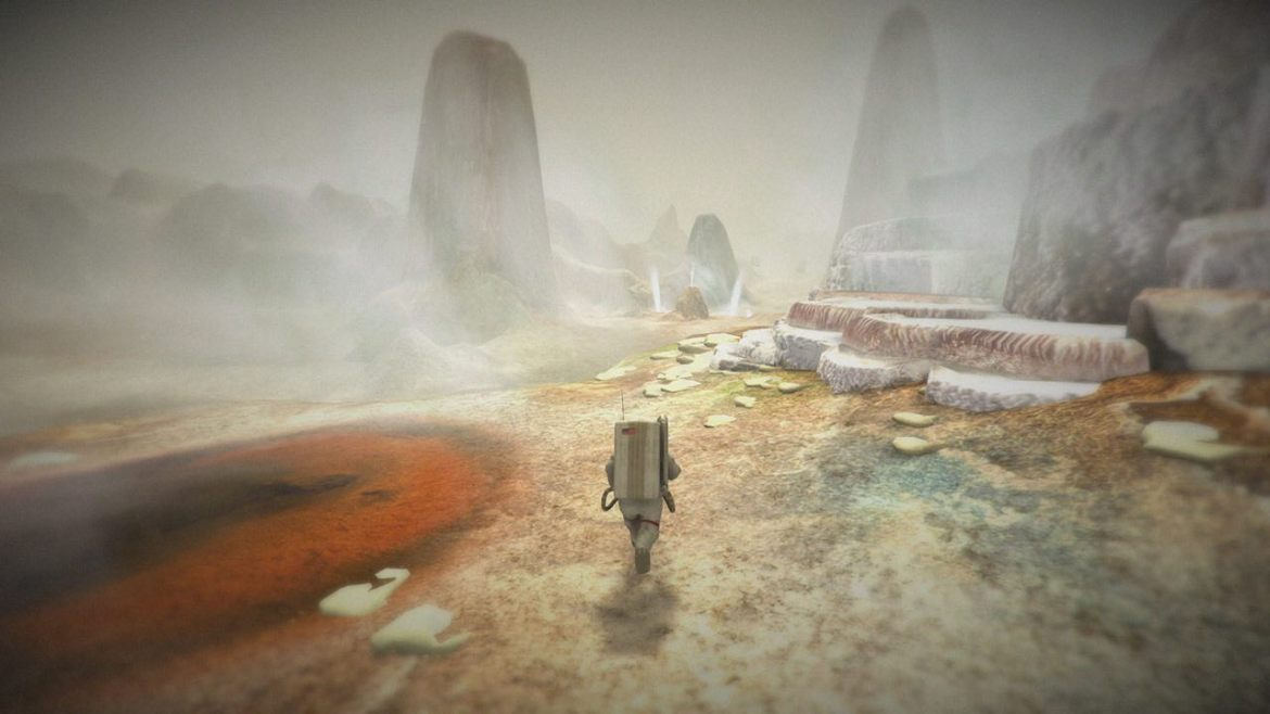 Lifeless Planet: Premiere Edition Review Screenshot 1