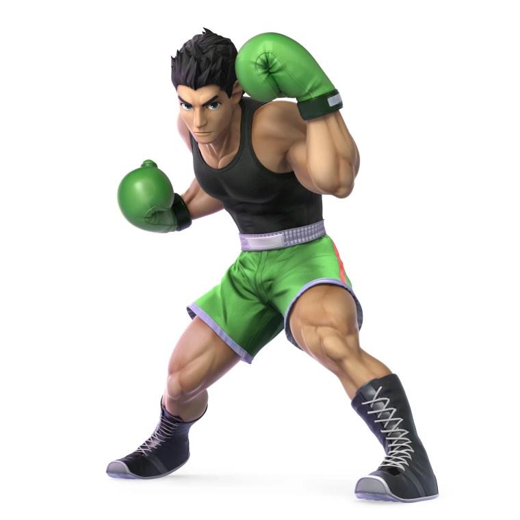 Little Mac Super Smash Bros. Ultimate Character Render