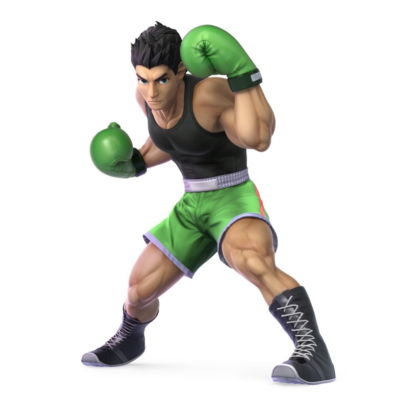 Little Mac Super Smash Bros. Ultimate Character Render