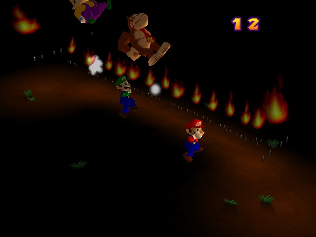Mario Party 2 Hot Rope Jump Screenshot