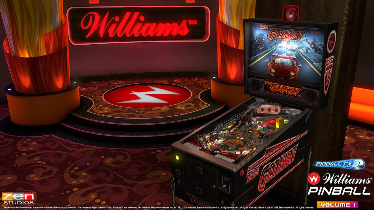 Pinball FX3 To Add New Williams And Bally Tables – Nintendo