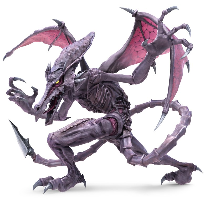Ridley Super Smash Bros. Ultimate Character Render