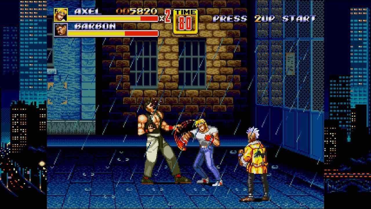 Resultado de imagen de SEGA Mega Drive Classics screenshot