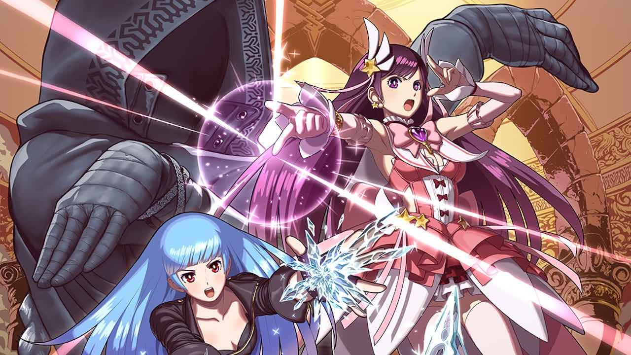 SNK Heroines: Tag Team Frenzy Review Header