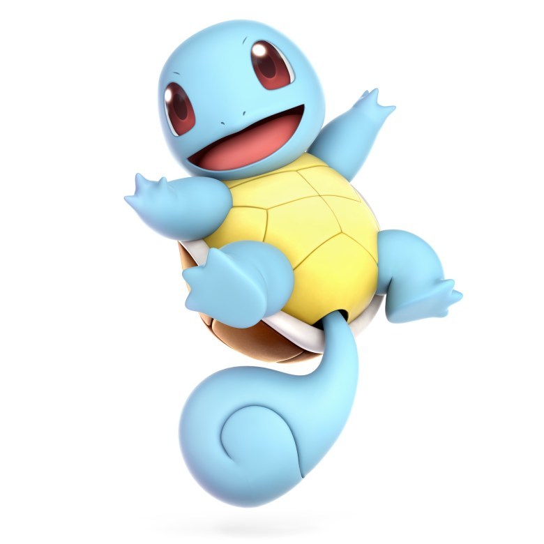 Squirtle Super Smash Bros. Ultimate Character Render