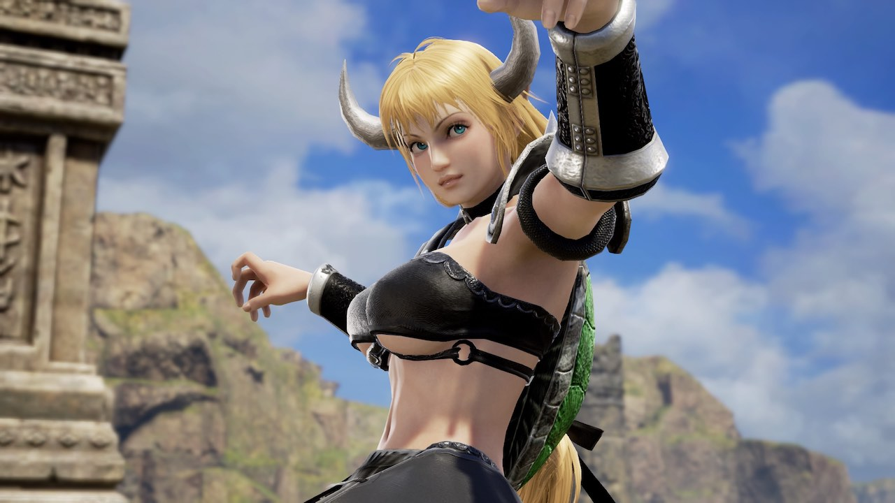 Bowsette SoulCalibur 6 Screenshot