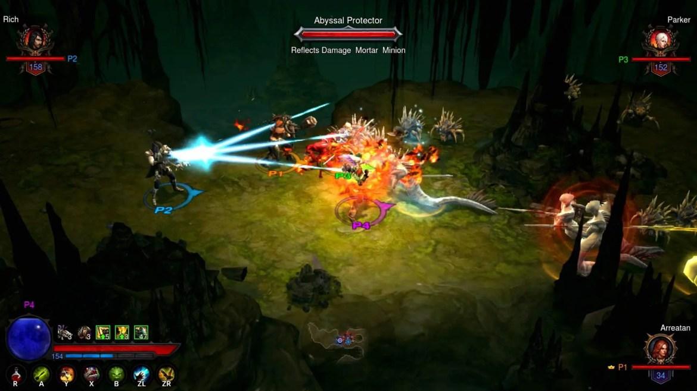 Diablo III Eternal Collection Preview Screenshot 2