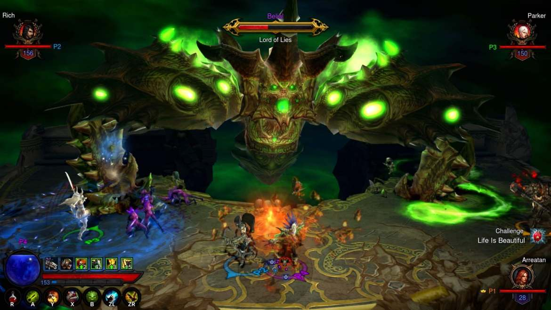 Diablo III Eternal Collection Preview Screenshot 3