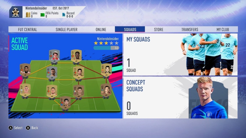 FIFA 19 Review Switch Screenshot 3