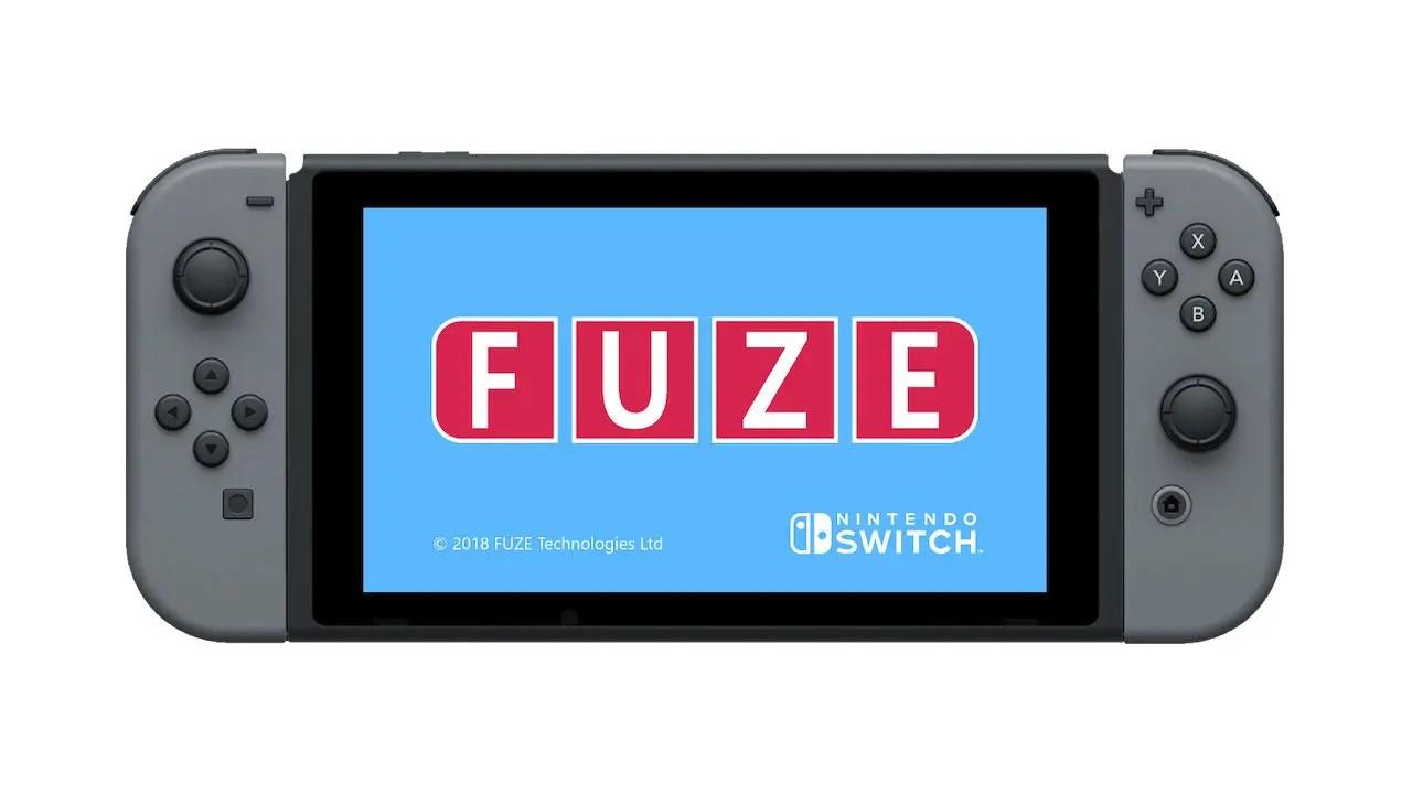 FUZE4 Nintendo Switch Screenshot