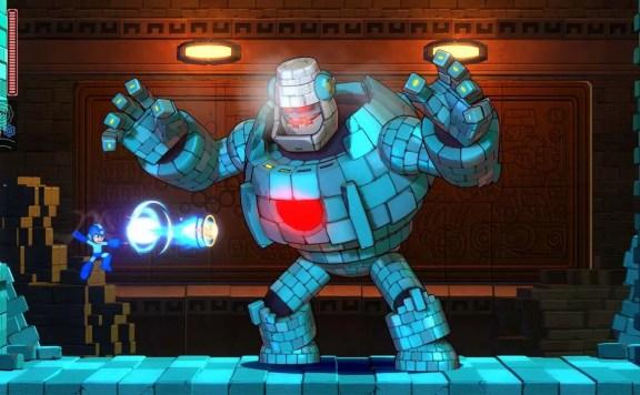 How To Beat Every Boss In Mega Man 11 Screenshot