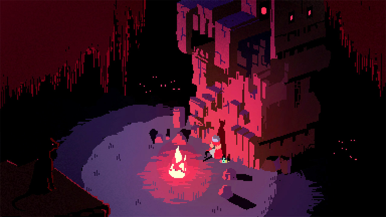 Hyper Light Drifter: Special Edition Review Screenshot 1