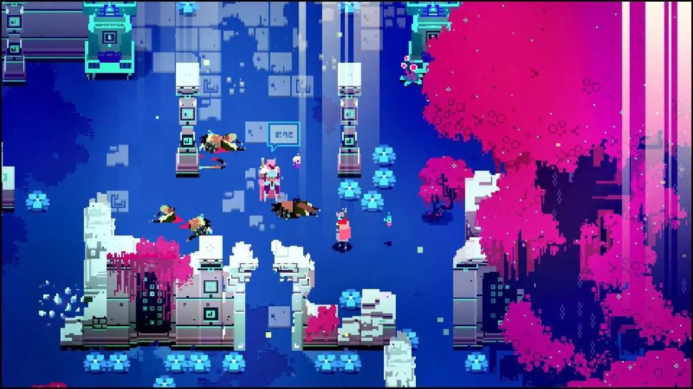 Hyper Light Drifter: Special Edition Review Screenshot 2