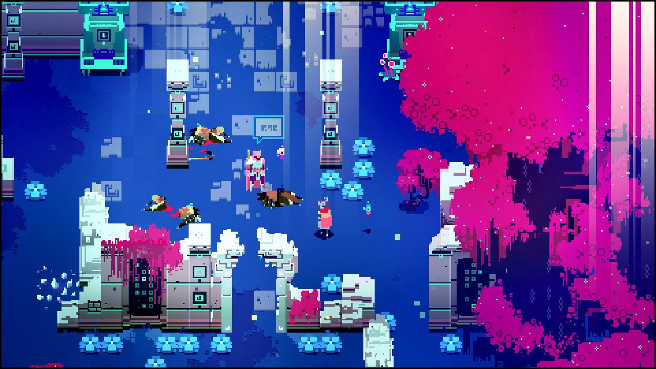 Hyper Light Drifter: Special Edition Review Screenshot 2