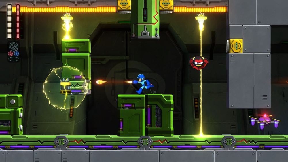 Mega Man 11 Review Screenshot 2