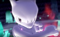 Mewtwo Pokémon Let's Go Screenshot