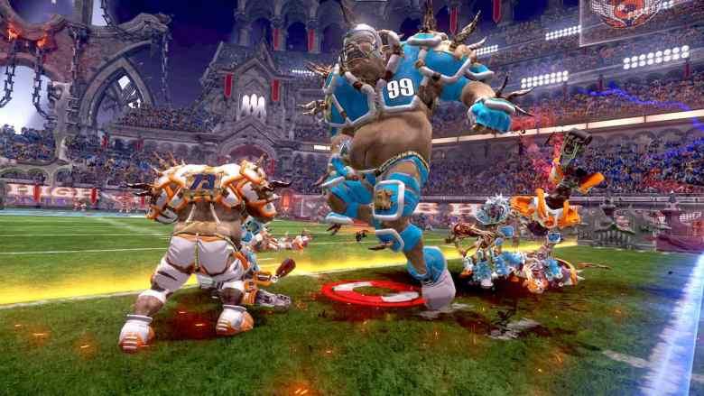 Mutant Football League: Dynasty Edition Screenshot