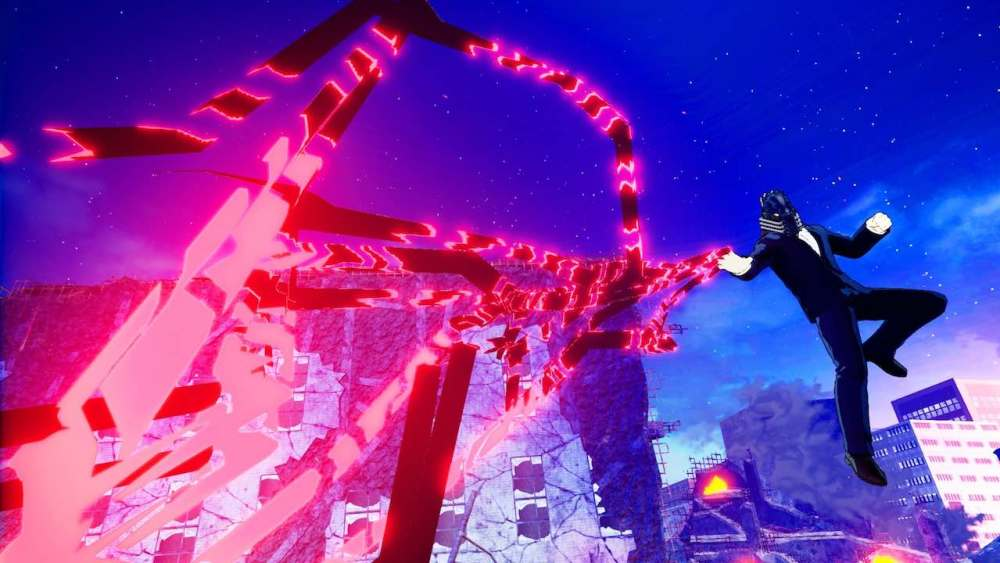 My Hero One's Justice Review Screenshot 5