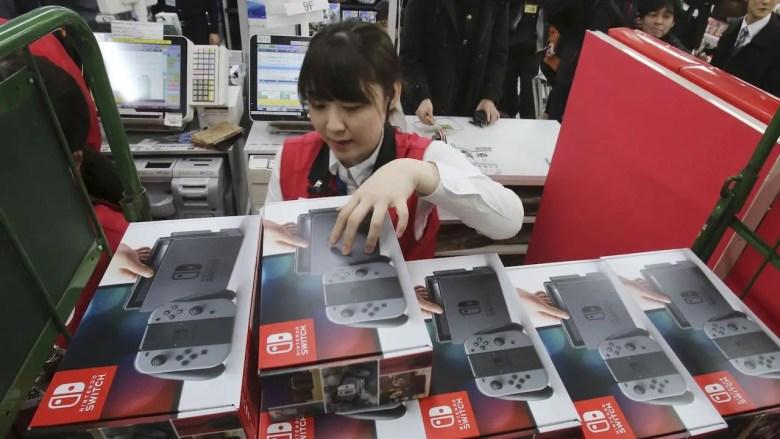 Nintendo Switch Japan Shop