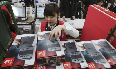 Nintendo Switch Japan Shop