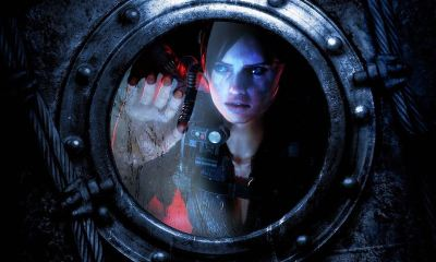 Resident Evil Revelations Key Art