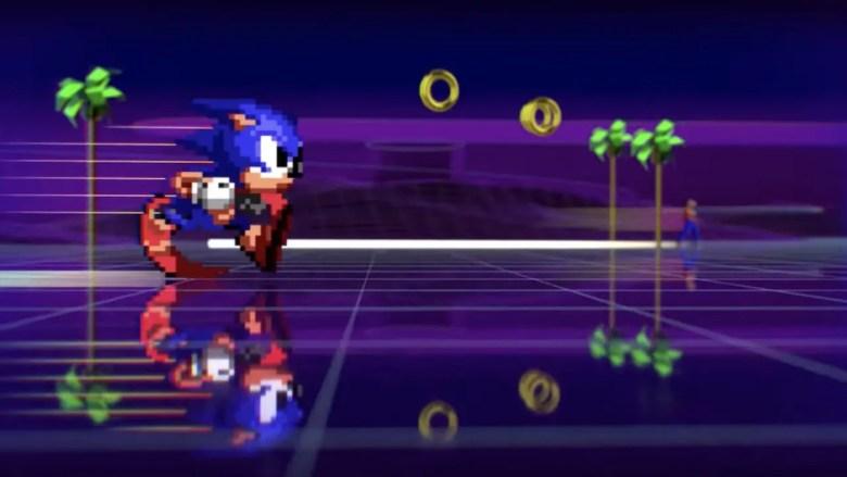 SEGA Genesis Classics Screenshot
