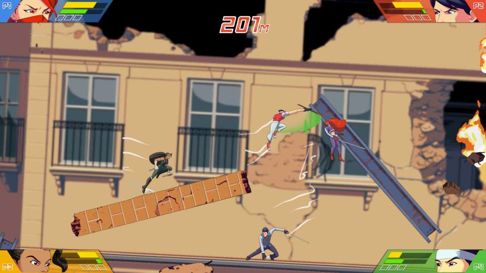 SkyScrappers Review Screenshot 2