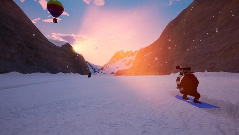 Slopecrashers Screenshot