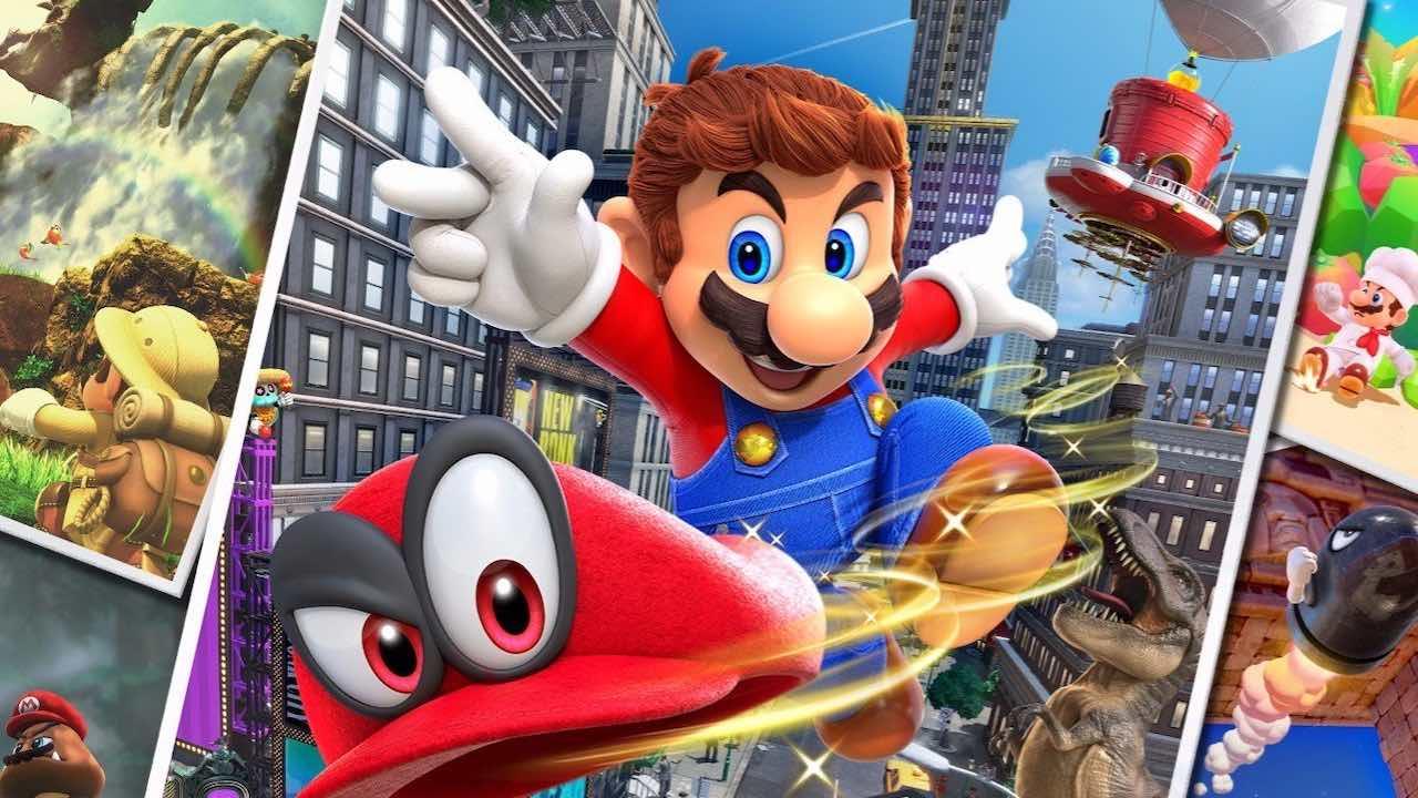 Super Mario Odyssey Hack Adds Challenging Superstar Mode