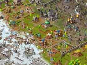 Townsmen Screenshot